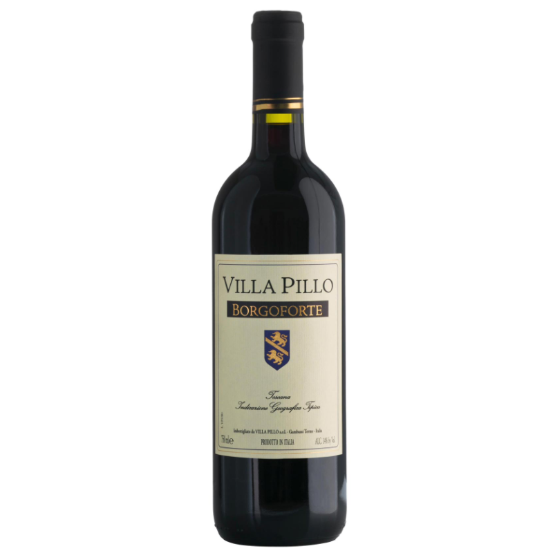 VILLA PILLO - BORGOFORTE 2014