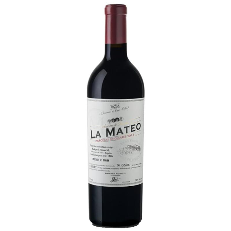 D. MATEOS - LA MATEO PARCELAS SINGULARES 2015