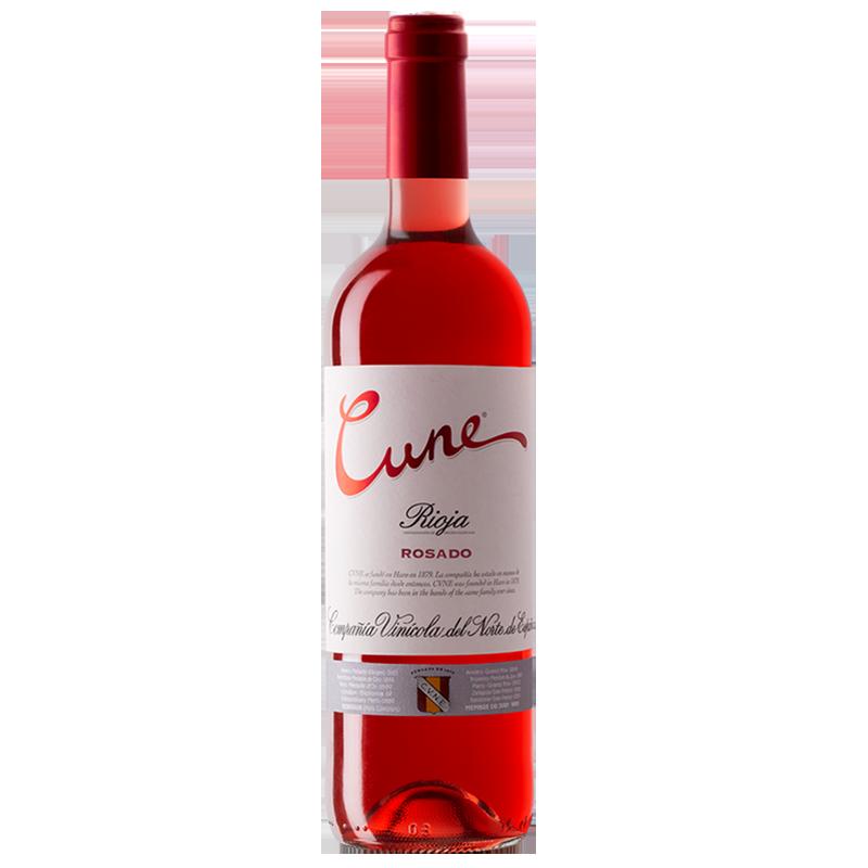 CUNE - ROSADO TEMPRANILLO 2019