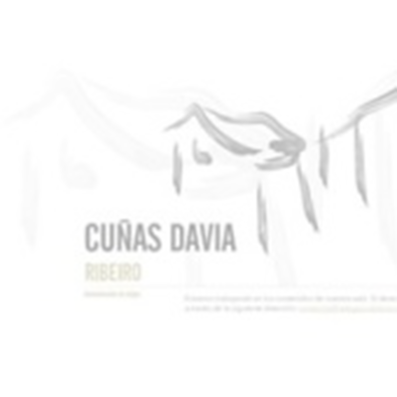 CUNAS DAVIA - RIBEIRO